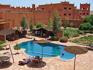 marokko ait ben haddou hotel