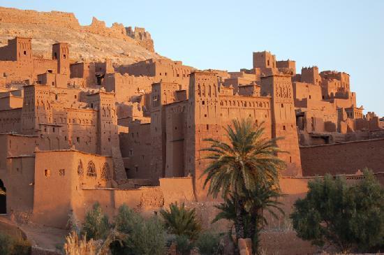 reizen marokko ait ben haddou