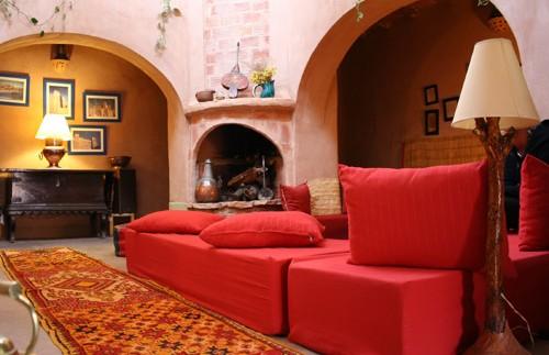 marokko ait ben haddou lounge