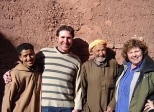 homestay marokko reizen