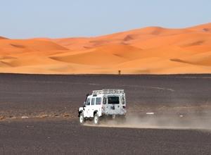 reizen woestijn Marokko