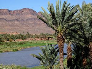 marokko draa vallei