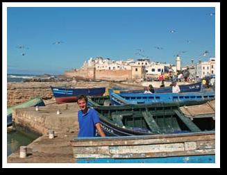 reizen marokko essaouira haven