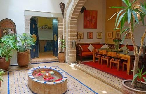 marokko essaouira riad