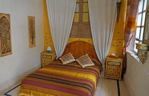 uitwaaien aan zee verblijf essaouira riksja marokko