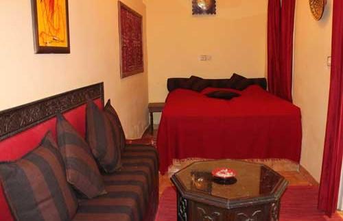 marokko hotel sherazade kamer