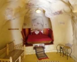 marokko grot slapen