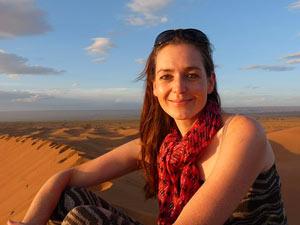 jeeptour marokko uitzicht