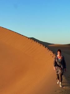 woestijn Marokko reizen