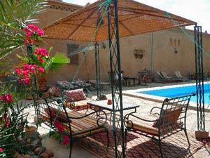 marokko kamelentocht hotel