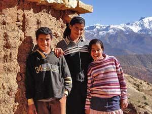 marokko 8 dagen - kids bergen