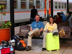 koninggsteden marokko trein