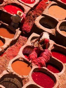 koningssteden marokko fes