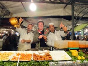 Marokko 15 dagen fly drive eten