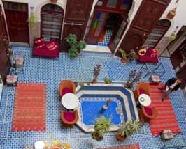 marokko hotel fes
