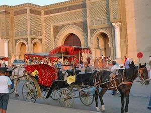 marokko koningssteden mekne