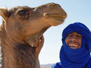 Marokko 8 dagen rondreis kameelman