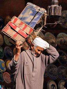 individuele rondreis Marokko - koffers