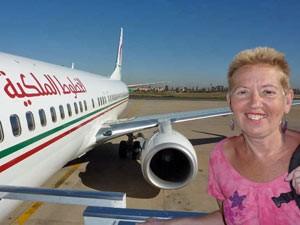 marokko terugvlucht