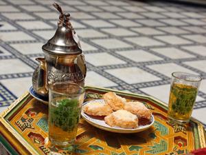marokko reis thee