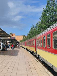 marokko trein