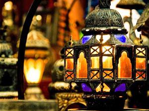 marrakech lampje marokko