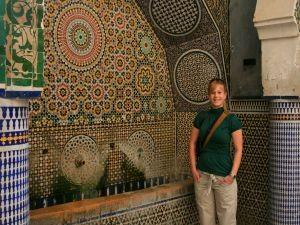 koningssteden Marokko - linda