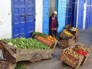 rabat markt marokko