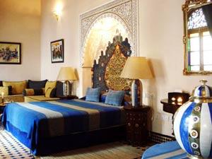 riad fes marokko