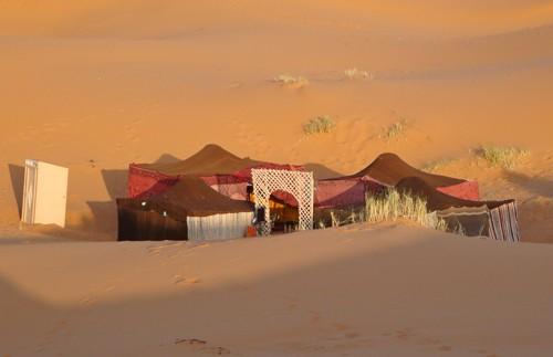marokko tentenkamp