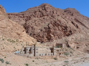 marokko todra kloof