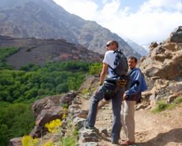 trekking marokko gids