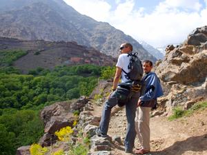 trekking Atlasgebergte