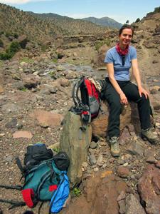trekking marokko
