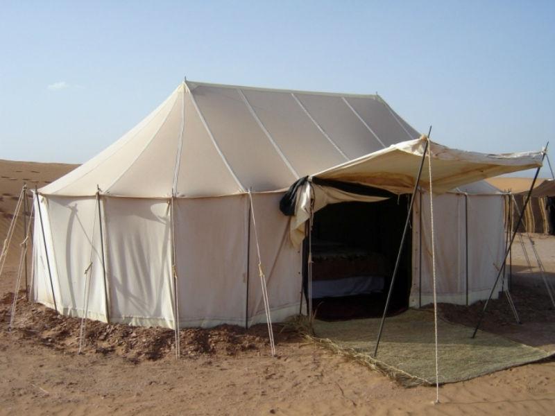 Zagora woestijn