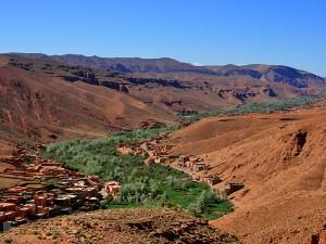 Vakantie Marokko - Dades