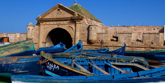 Marokko vakantie - Essaouira