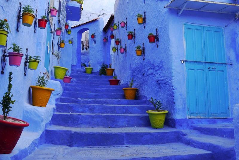 Chefchaouen - rondreizen Marokko