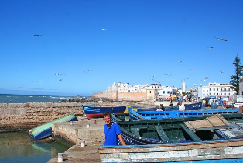 Essaouira - vakantie Marokko