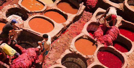 Fes - Marokko reizen