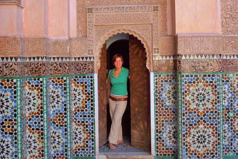 Vakantie Marokko - poort