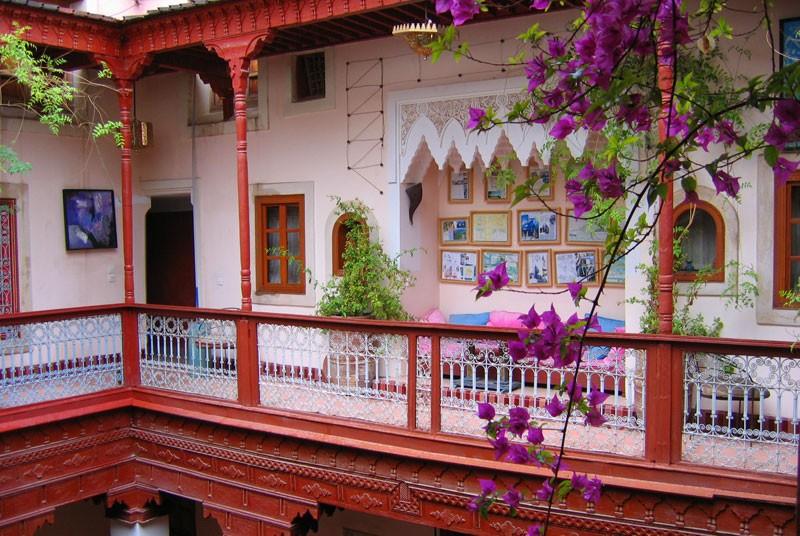 Marokko rondreizen - riad