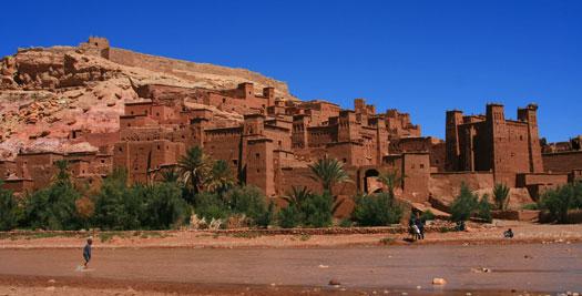 Ait Benhaddou - Marokko reizen