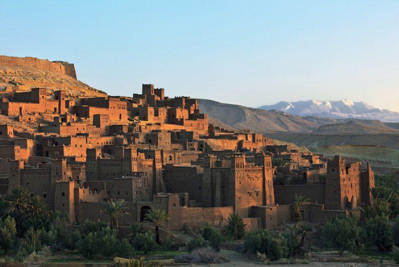 Marokko, even proeven