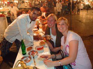 Marrakech eten