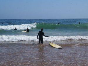 Taghazout surfen