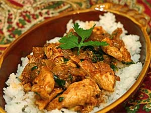Sri Lanka gezondheid - curry eten
