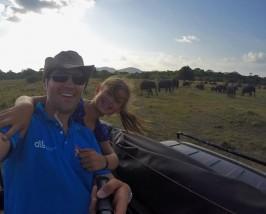 Sri Lanka rondreis - safari