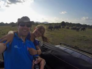 Tijdens je familiereis Sri Lanka op safari