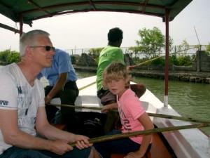 2 weken Sri Lanka - visje vangen in Negombo